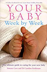 baby week by week book