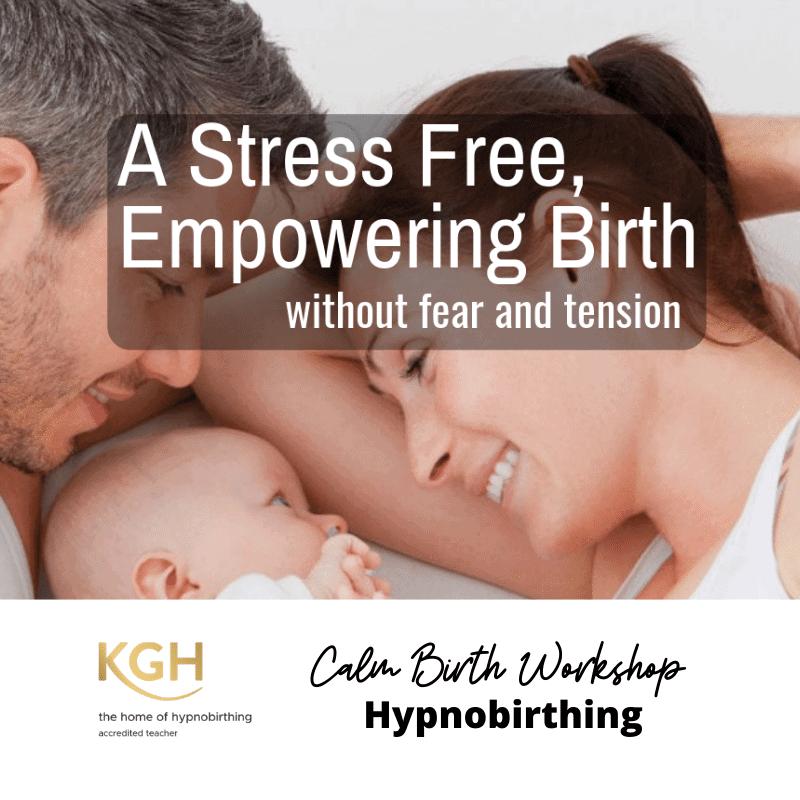 calm birth workshop birth preparation hypnobirthing